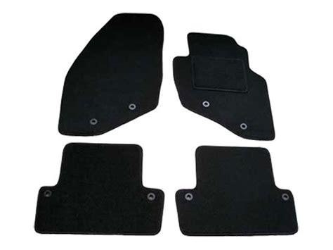 volvo  manual mk   tailored fitted carpet car floor mats black ebay