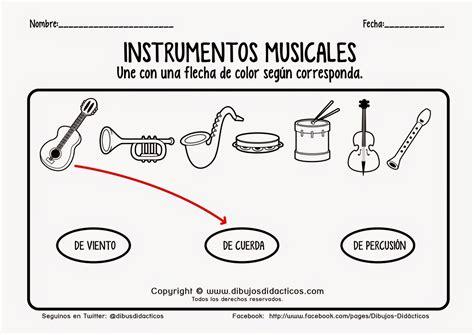 los instrumentos mi primer 8408110039 sgblogosfera mar 237 a jos 233 arg 252 eso instrumentos musicales conocemos y trabajamos