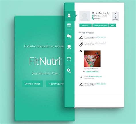 design menu application 12 best exles of great ui images on pinterest