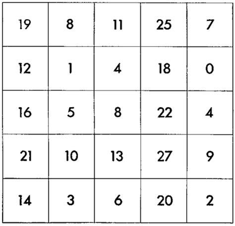 random number cards printable 8 best images of 1 20 number bingo printable free