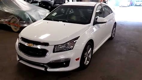 2015 CHEVY CRUZE LT RS PACKAGE YouTube