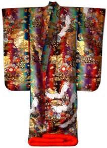 Mail Order Wedding Flowers - japanese traditional wedding kimono gown 1970 s japanese kimonos catalogue japanese wedding