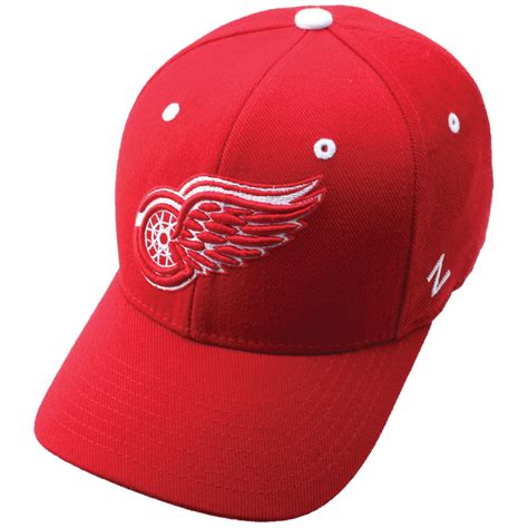 detroit red wings hats red wings hockey caps hat youth hockey hats
