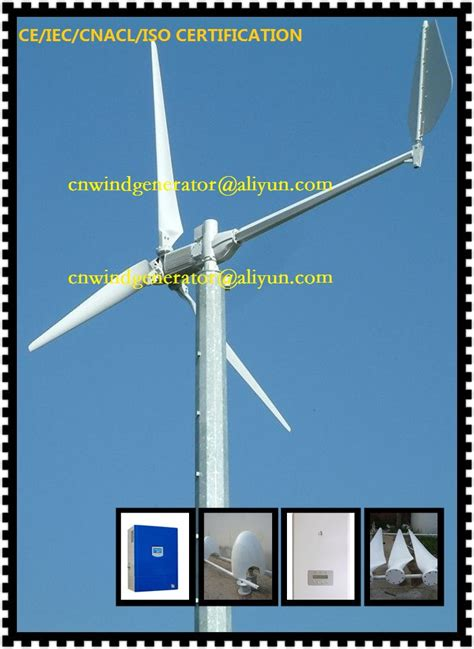 home wind power 3kw 5kw wind turbine generator for home