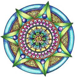 colorful mandala 1000 images about kaleidoscope and fractals on