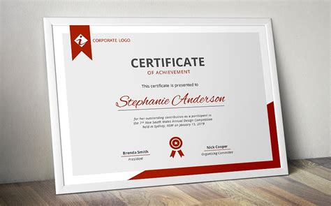 10 business certificate templates you can print for