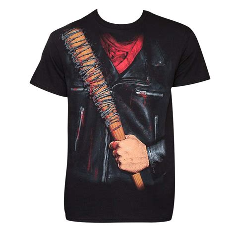 Tees The Walking Dead walking dead negan shirt