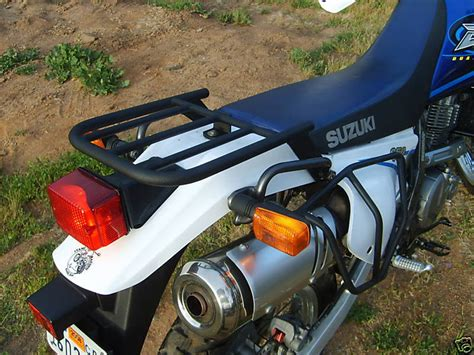 dr650 rear luggage rack dr 650 suzuki ebay