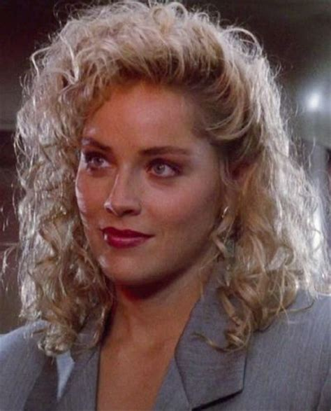 1990s hairstyles lori sharon stone as laurie quaid in total recall 1990