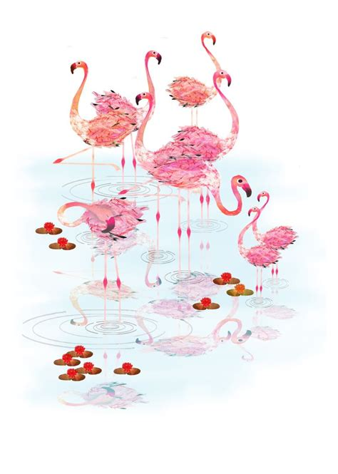 flamingo heaven wallpaper 17 best images about wallpaper on pinterest black