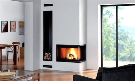 modern built in fireplaces by rocal digsdigs