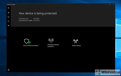Home Design Center Phone Calls by Microsoft To Introduce Windows Defender Security Center In
