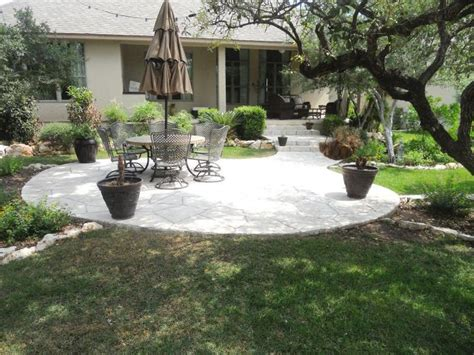 texas backyard designs san antonio backyard mansfield house pinterest
