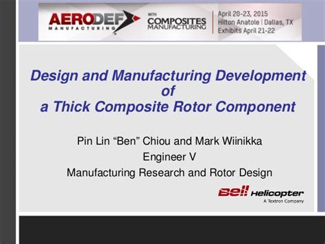 design vs manufacturing engineering design and manufacturing development of thick