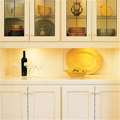 Spruce Up Kitchen Cabinets | put in undercabinet lighting 10 ways to spruce up tired