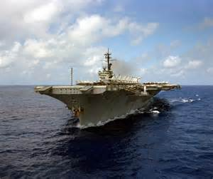 Uss America Sinking Pictures maritimequest uss america cva 66 cv 66 page 3