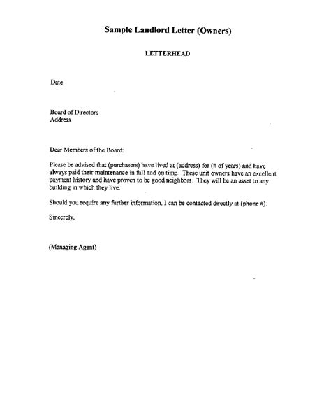 Business Reference Letter For Apartment Rental business reference letter for apartment for free