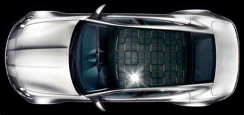 Tesla Solar Powered Car Tesla Model 3 With Solar Roof Option Push Evs