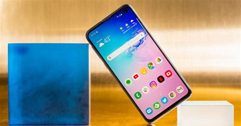 samsung galaxy se review small phones