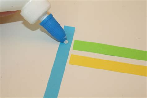 How To Make A Out Of Paper Strips - braided bookmark