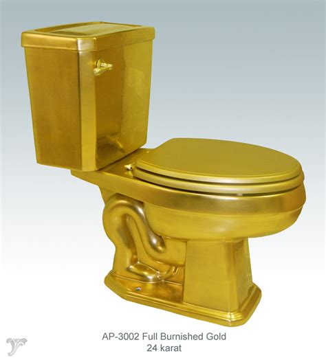 golden toilet gold toilet www imgkid com the image kid has it
