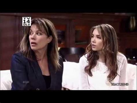 where is molly general hospital 2015 summer twist gh promo alexis julian molly kristina sonny
