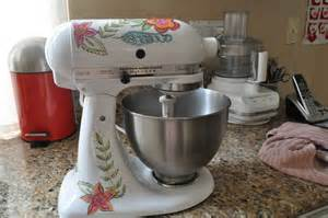 Kitchen aid mixer decals www laurabraydesigns com
