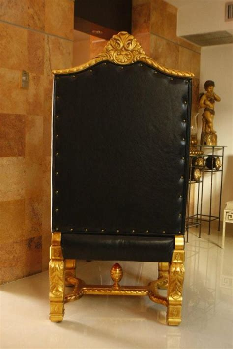 Tony Montana Chair by Tony Montana Scarface Chair