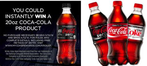 Coke Instant Win - my coke rewards instant win game 2 000 win coupon for