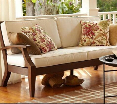 wooden frame sofa with cushions cushions for wooden sofa delightful brown white oak wood
