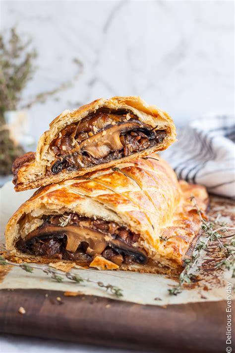 vegetarian shortcrust pastry recipe wellington recipe the vegan