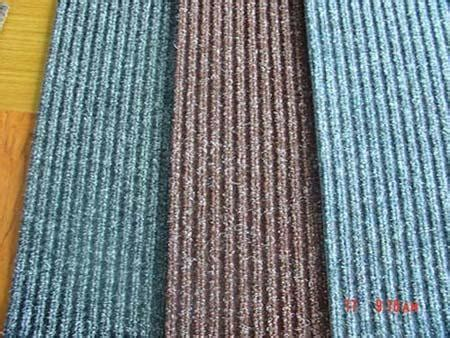 Karpet Needle Punch Ribbed Carpet Needle Punched Nonwoven Yian China Non Woven Cloth Industrial Fabrics