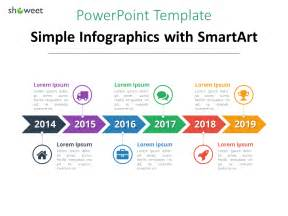 simple timeline template timeline infographics templates for powerpoint