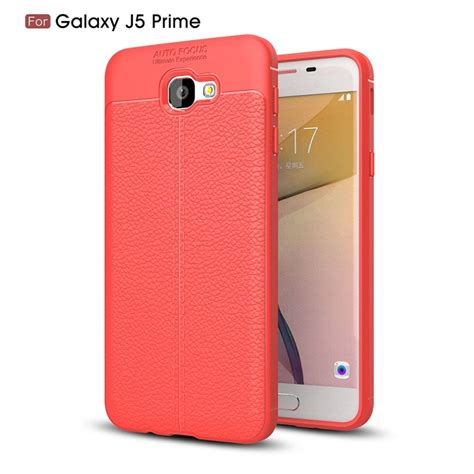 Samsung Galaxy J5 Gambar Back Cover Casing Galaxy J5 for samsung galaxy j5 prime litchi texture tpu protective