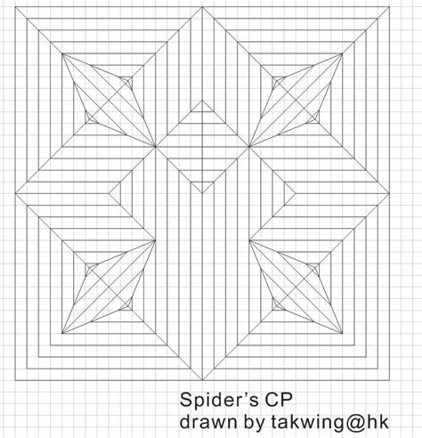 Origami Cp - katsuta kyohei spider