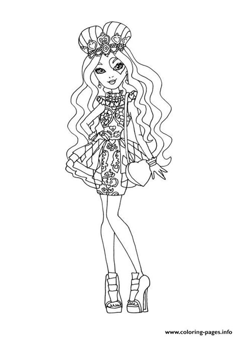 ever after high dolls coloring pages ever after high dolls 9 coloring pages printable