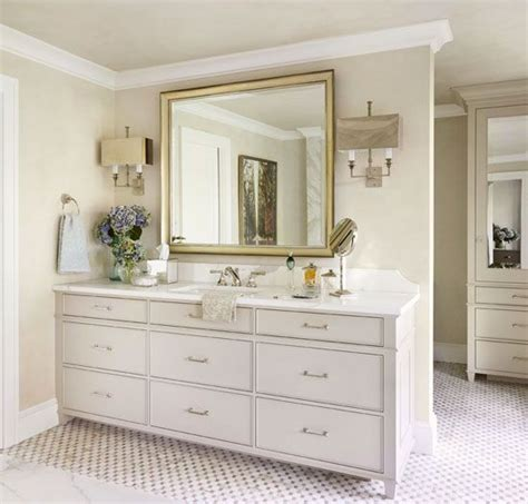 bathroom vanity design ideas cabinet color stony ground 211 farrow and