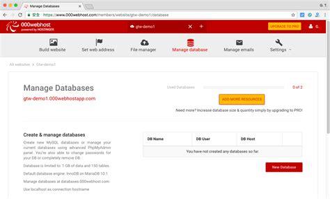 tutorial free web hosting 000webhost 免費網頁空間架站教學 g t wang