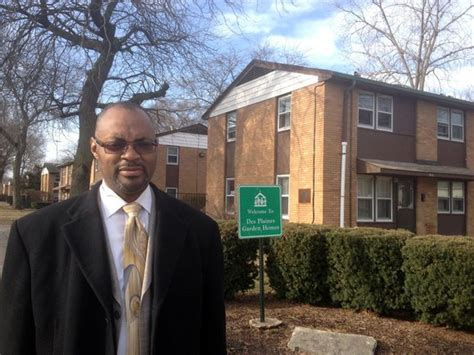 joliet housing authority section 8 haj pursues redevelopment of des plaines garden homes