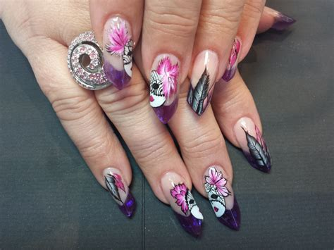 Onglerie Photo by Galerie Nail Attitude Onglerie 232 Ve
