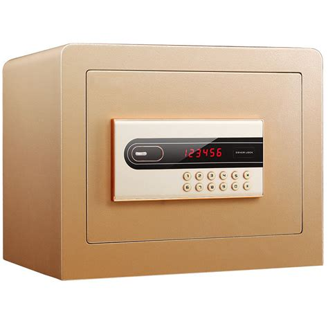 Safe Deposit Box Ichiban Ospon Hotel Office Digital Safe Box Household Mini Safe