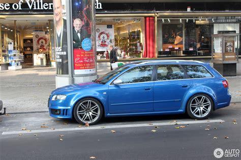Audi B 7 by Audi Rs4 Avant B7 28 Oktober 2015 Autogespot