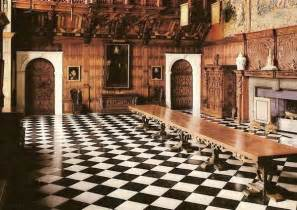 tudor interior design interior tudor home checkerboard floor tudors