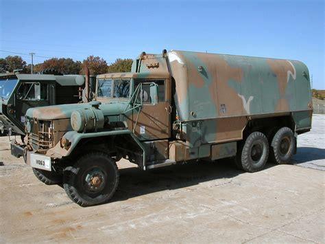 Trucker Carlcox 01 Bighel Shop 1 m811 shop equipment truck walk around page 1