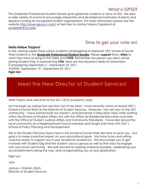 usc resume help grad school personal statement sle social work uwo career services cover