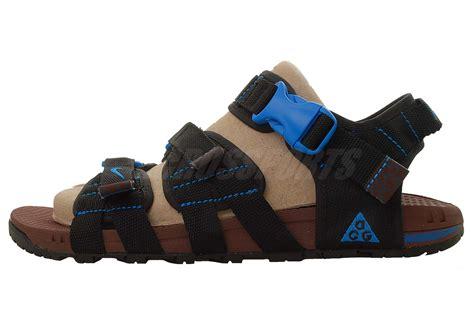 nike acg sandals nike air deschutz acg black blue 2013 mens outdoors