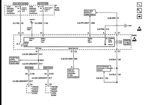 cadillac wiring diagram