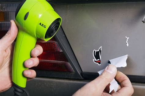 Aufkleber Entfernen Tipps by Autoaufkleber Auto Folie Carwrapping Und Sticker