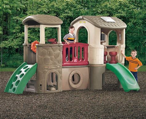 backyard climber consider step2 s clubhouse climber 659 an investment