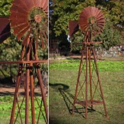 garten windrad rustic garden windmill antique farmhouse